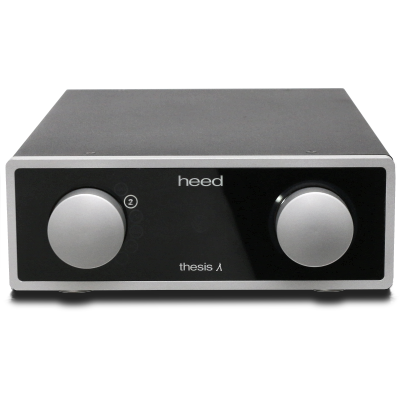 Heed Thesis Alpha Pre-Amplifier with Digital & Analogue Outputs