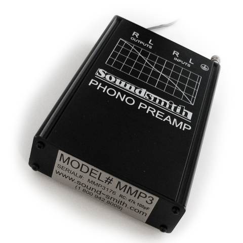 Soundsmith MMP3 Phono Preamp MK11