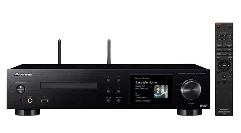 Pioneer NC-50DAB  All in One System with Class D Amp,CD, WiFi & Bluetooth