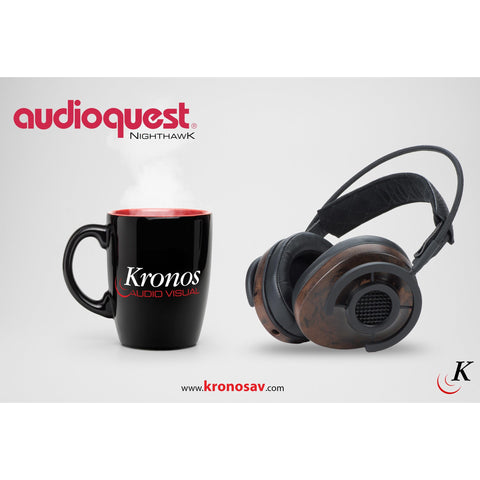 AudioQuest Nighthawk Headphones - Kronos AV