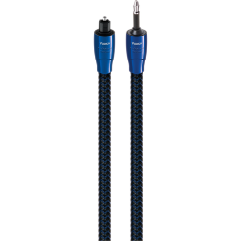 AudioQuest Vodka Toslink Fiber-Optic Digital-Audio Cable