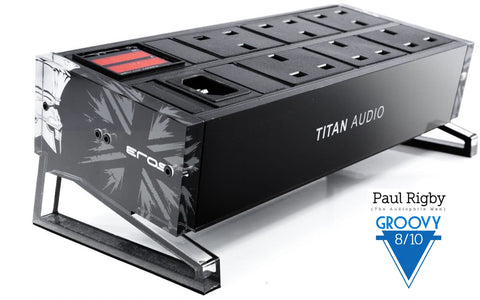 Titan Audio Eros Mains Block / Power Block