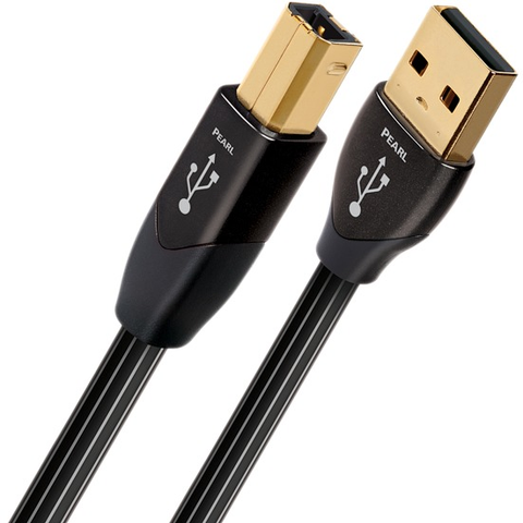 AudioQuest Pearl USB Digital Audio Cable - Kronos AV