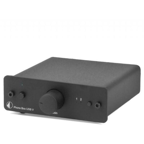 Pro-Ject Phono Box USB V Phonostage - Kronos AV
