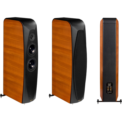 Opera Seconda Floorstanding Loudspeakers - Kronos AV