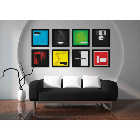 Glorious Vinyl Frame Display - 3 Pack