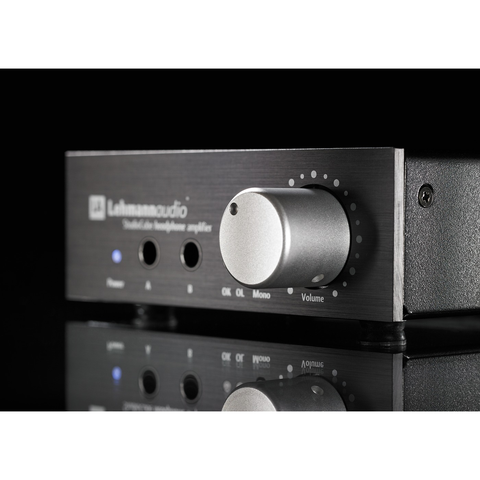 Lehmann Audio Studio Cube Headphone Amplifier - Kronos AV - Interest Free Credit 0% - FREE Shipping