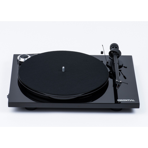 Pro-Ject Essential III Turntable - Black Friday Sale