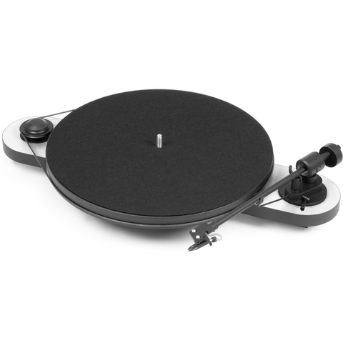 Pro-Ject Elemental Entry Level Audiophile Turntable - Kronos AV - Interest Free Credit 0% - FREE Shipping