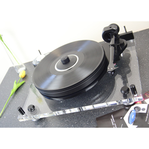 Pro-Ject 6 PerspeX SB Turntable - Kronos AV - Interest Free Credit 0% - FREE Shipping