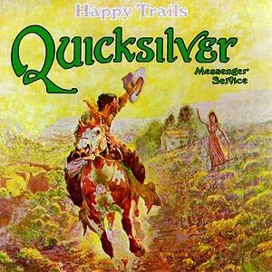 Quicksilver - Happy Trials - Analogue Limited Edition, Audiophile Re-Mastering