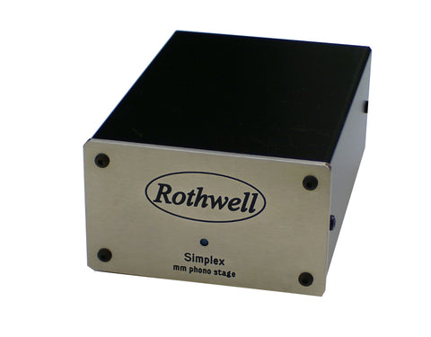 Rothwell Simplex MM/MC Phono Stage
