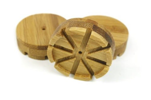 Tri Art Audio Bamboo Spike Cups