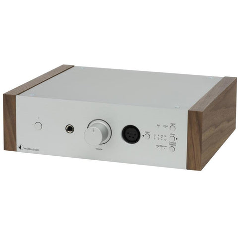 Pro-Ject Box-Design Head Box DS2 B Headphone Amplifier - Kronos AV