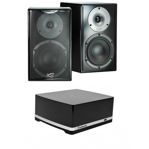 Cabasse Stream Amp & Surf Loudspeakers (SALE)