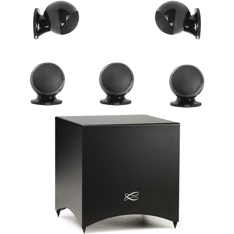 Cabasse Pack Alcyone 2 - Complete 5.1 Home Cinema Set