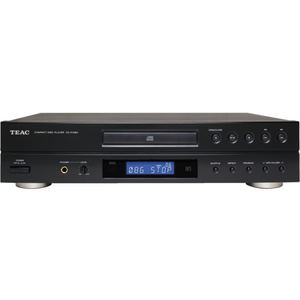 Teac CD P1260 CD Player - Kronos AV - Interest Free Credit 0% - FREE Shipping