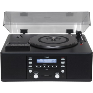 Teac LP R500 Turntable, Cassette, CD Recorder & Radio System - Kronos AV - Interest Free Credit 0% - FREE Shipping