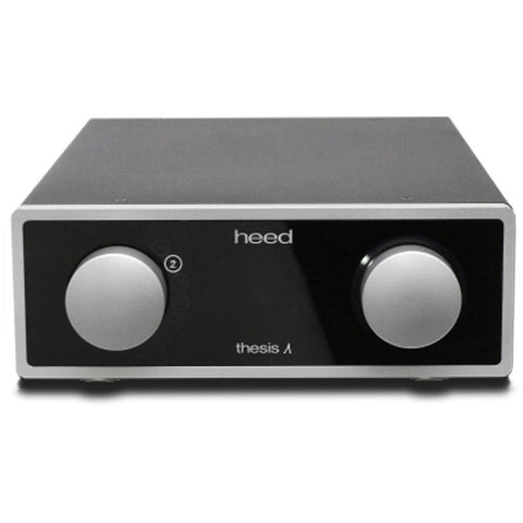 Heed Audio Thesis Lambda Pre-Amplifier with Analogue Inputs - Kronos AV