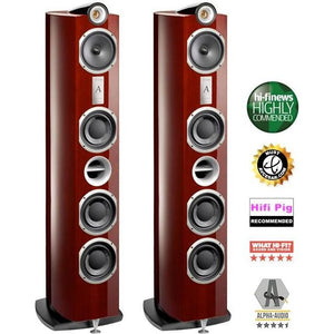 Triangle Signature Alpha Loudspeakers - Kronos AV - Interest Free Credit 0% - FREE Shipping