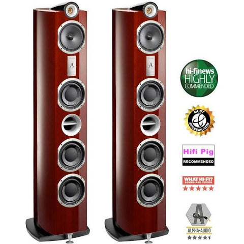 Triangle Signature Alpha Loudspeakers