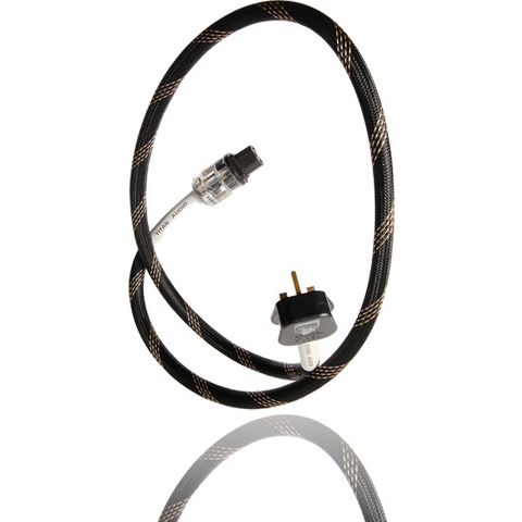 Titan Audio Tyco Mains Cable - Kronos AV - Interest Free Credit 0% - FREE Shipping