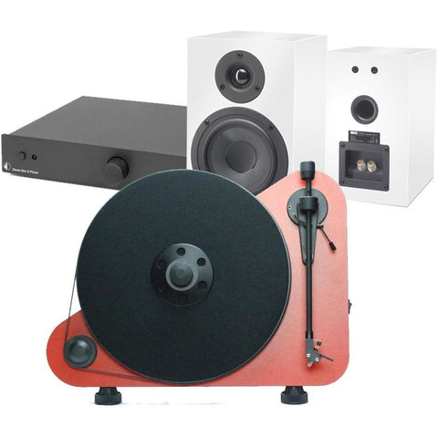 Pro-Ject VT-E Turntable System