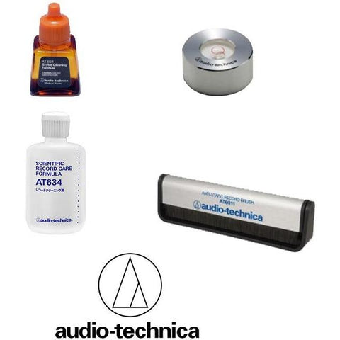 Audio Technica Vinyl Care Kit - Kronos AV