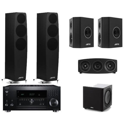 Jamo Complete Home Cinema Package - Kronos AV
