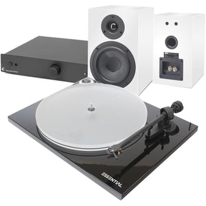 Pro-Ject Essential III Turntable System - Kronos AV - Interest Free Credit 0% - FREE Shipping