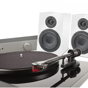 Pro-Ject Carbon Debut Hi Fi System - Kronos AV - Interest Free Credit 0% - FREE Shipping