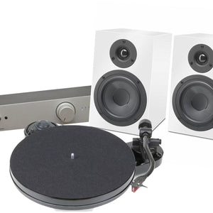 Pro-Ject RPM1 Carbon Hi Fi System - Kronos AV - Interest Free Credit 0% - FREE Shipping