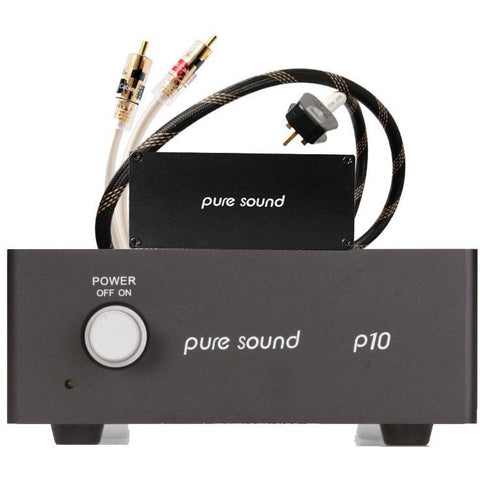Pure Sound P10 Phono Stage Package Deal