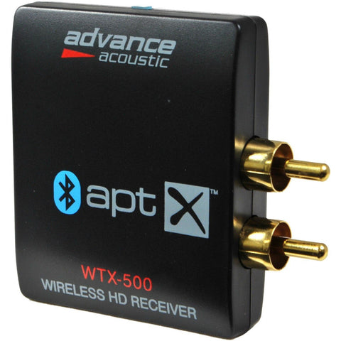 Advance Acoustic AptX Wireless Receiver WTX 500 - Kronos AV