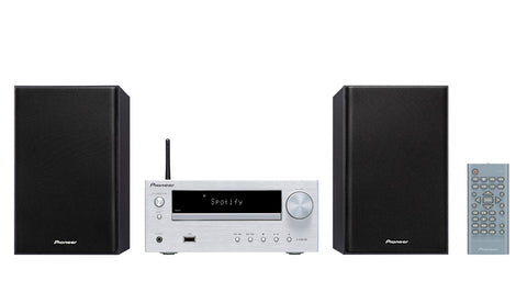 Pioneer X-HM36D Micro HiFi System with WiFi, DAB & Bluetooth