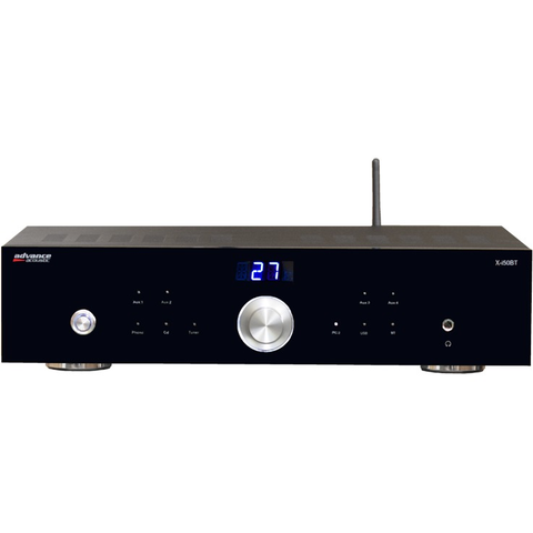 Advance Acoustic X-i50BT Integrated Amplifier - Kronos AV