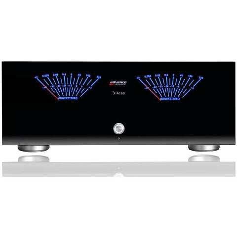 Advance Acoustic Stereo Poweramplifier X-A160 - Kronos AV