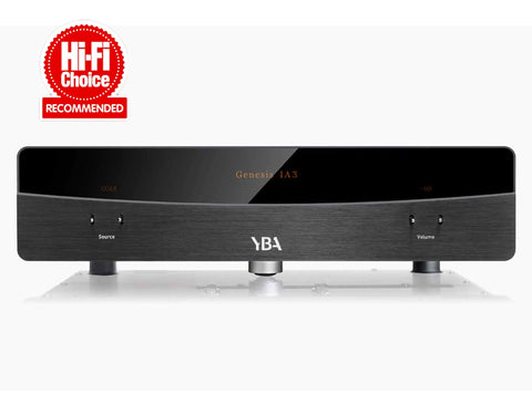 YBA Genesis ia3a Integrated Amplifier/DAC