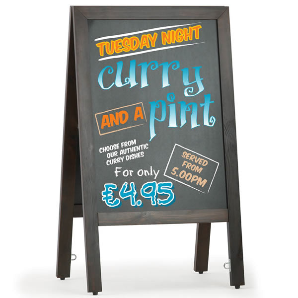 A1 Chalkboard Sign
