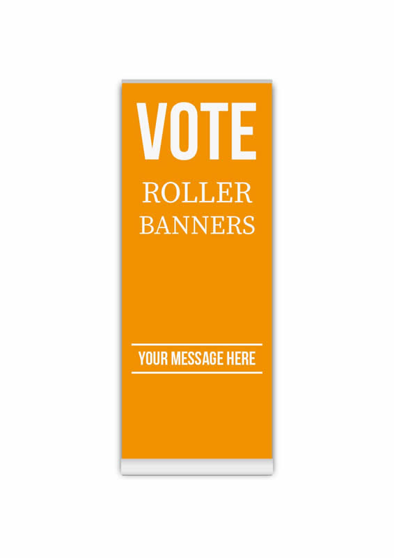 Campaign Roller Banners