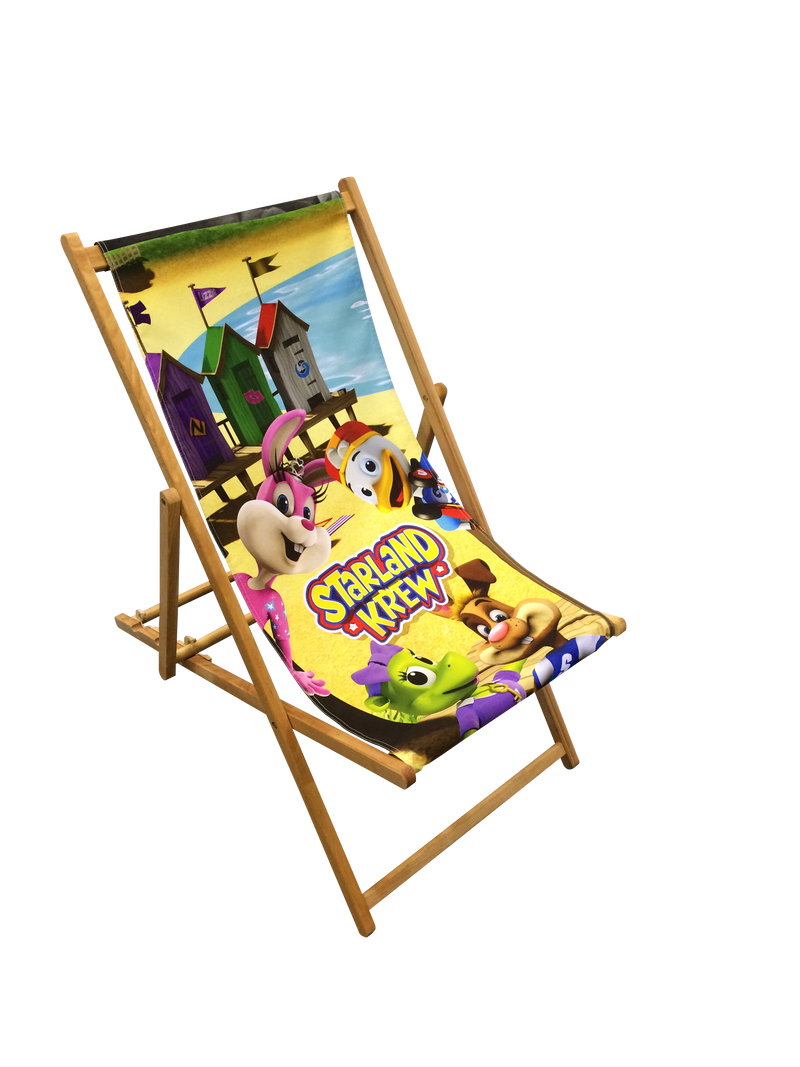 Personalised Deckchair