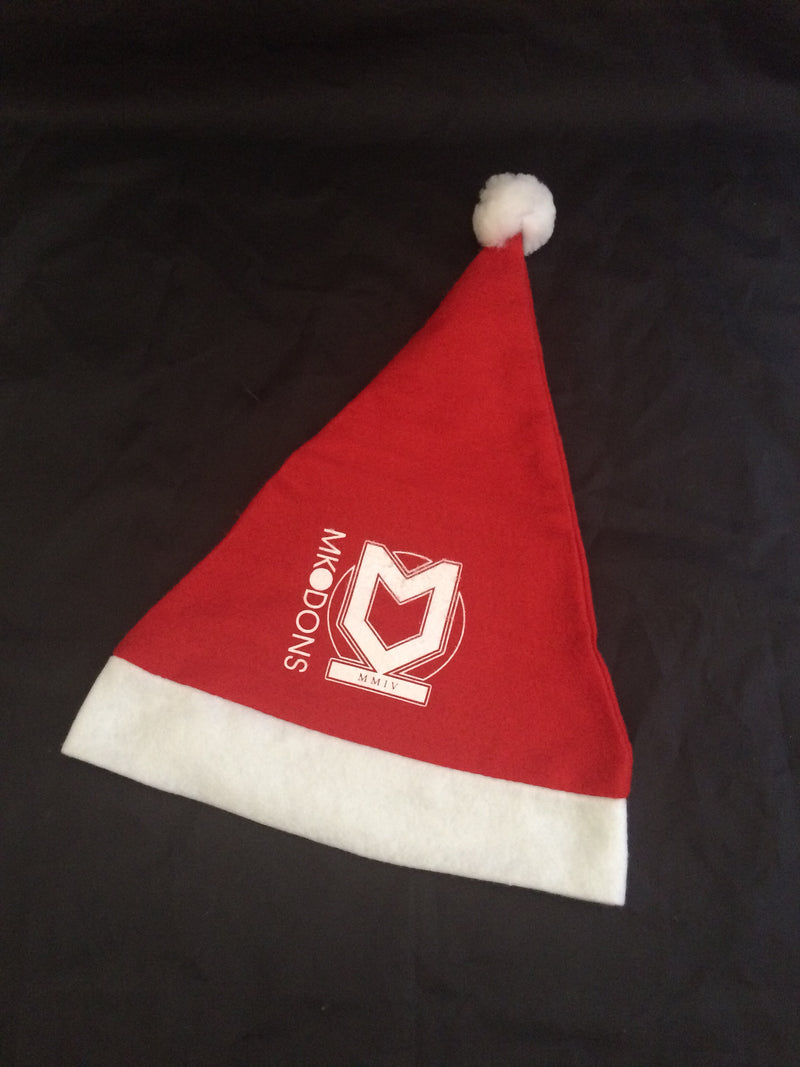 Printed Santa Hats - Box of 100