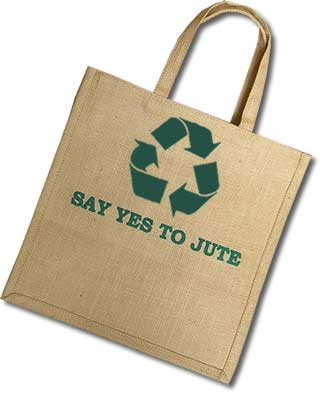 Jute Exhibition Giveaway bag