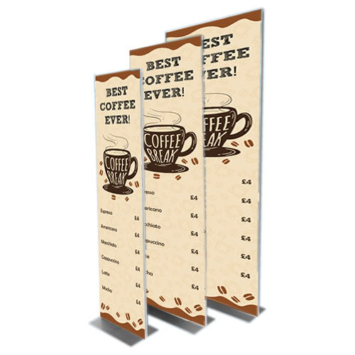 Magnetic Banner Stand group