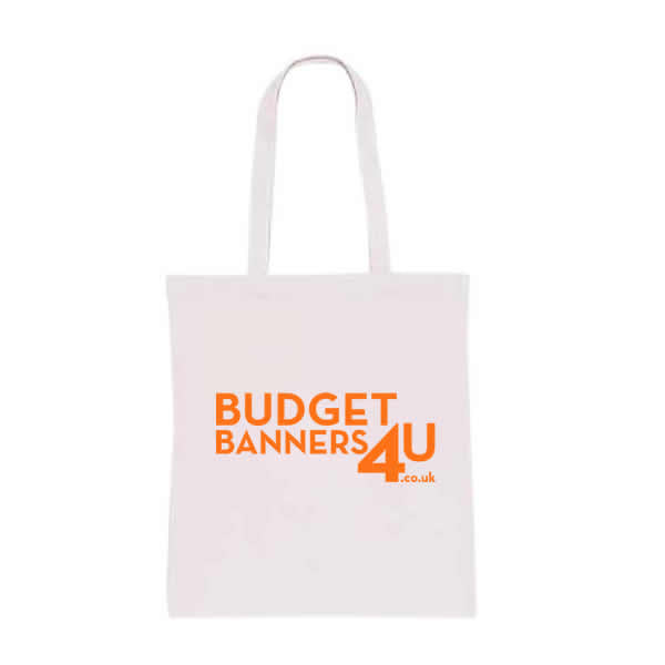 Printed promotional Cotton shopping bags