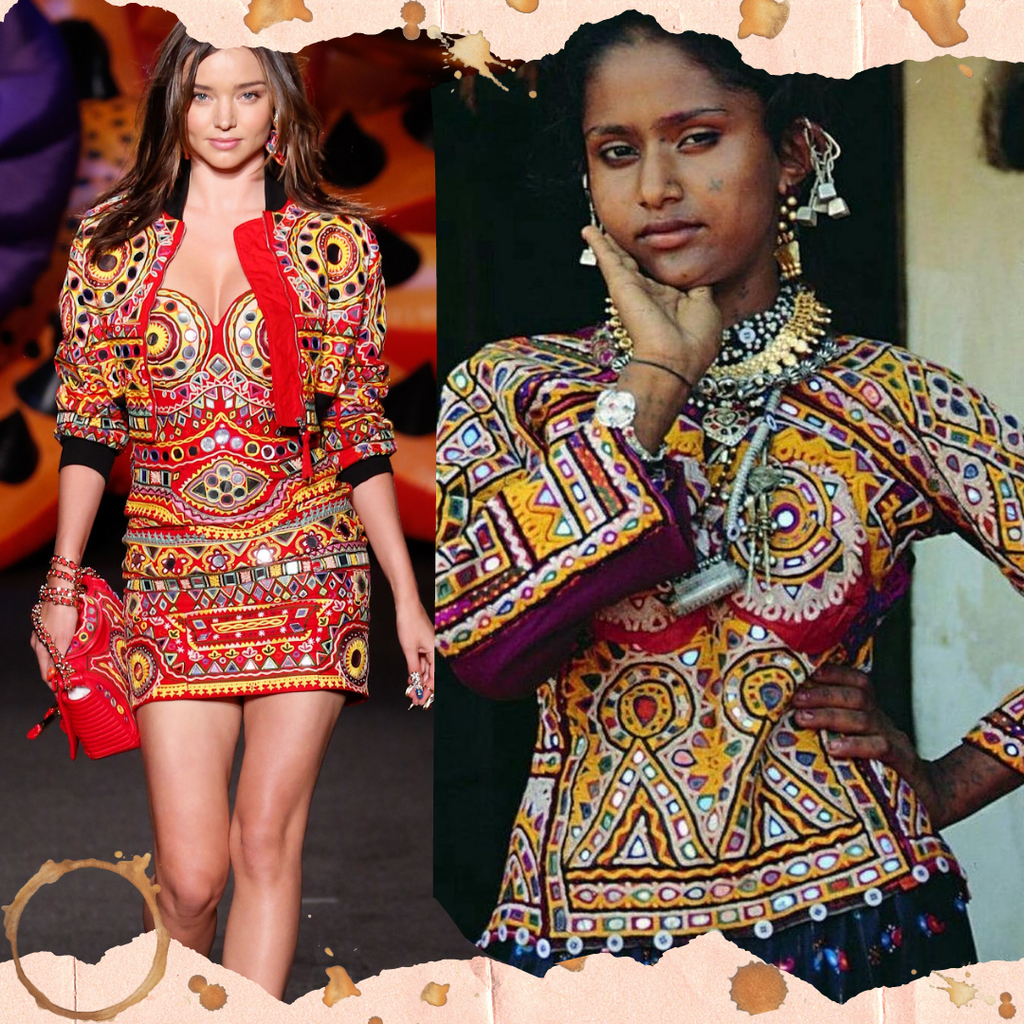 Cultural Theft on the Runways: How High-Fashion Brand Moschino Exploited India's Indigenous Artisans