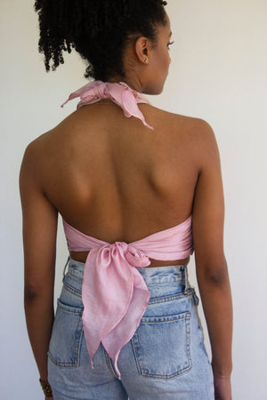 *SOLD OUT* The Going Out Top in Pink Himalayan Salt
