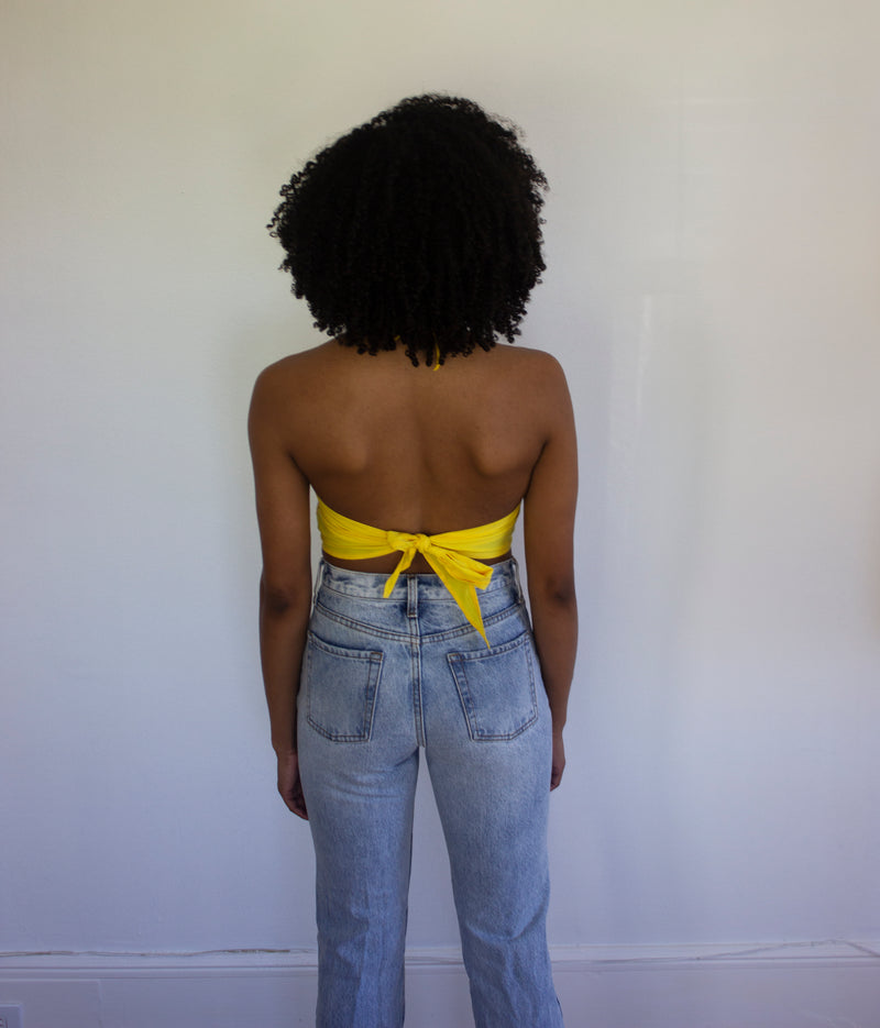 The Yellow Mirage Top