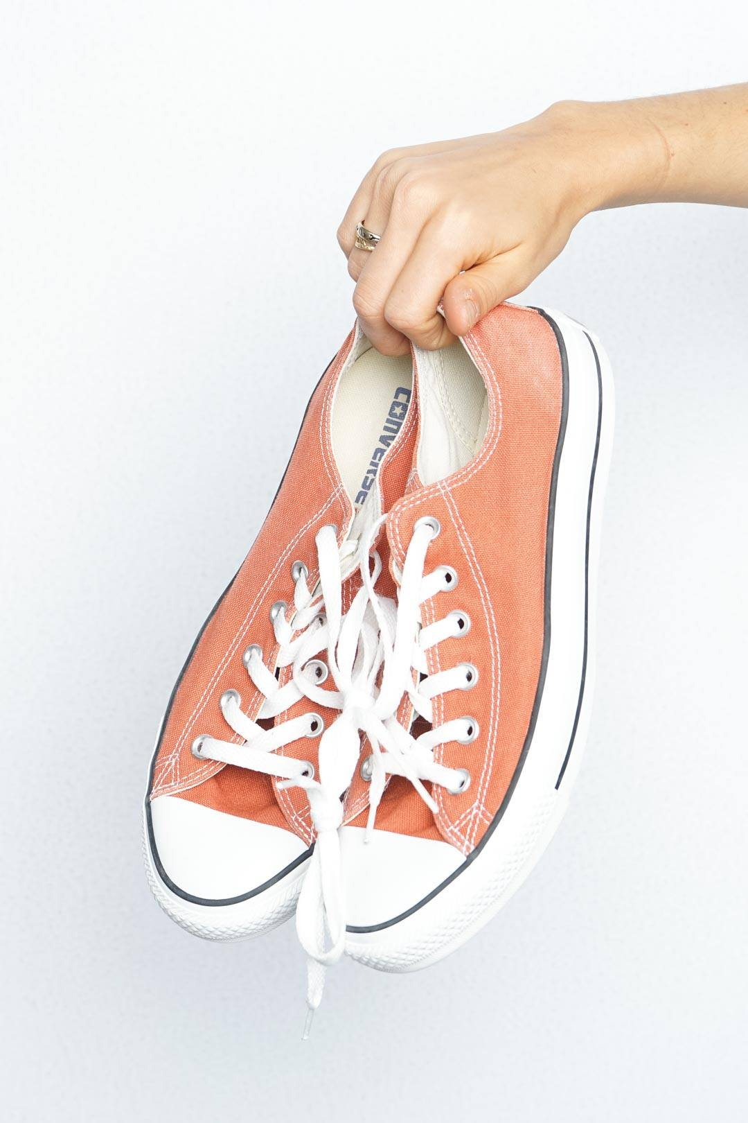 Converse All-Star Orange Sneaker - VinoKilo.com