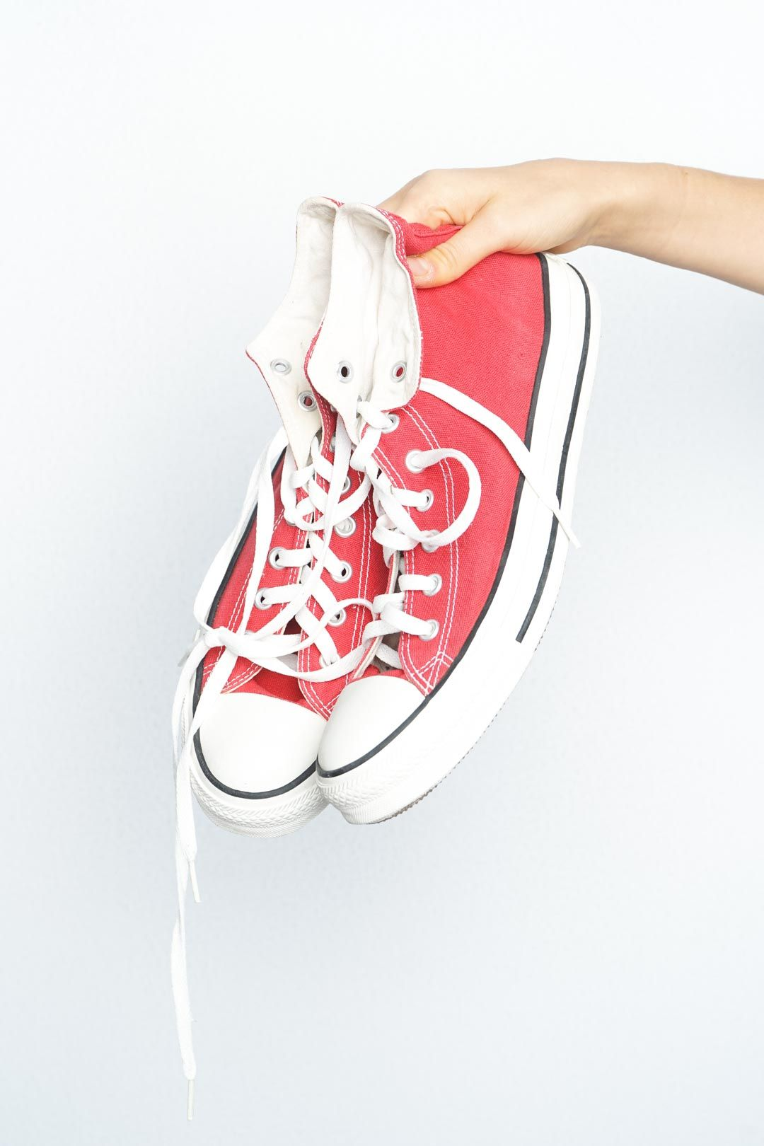Converse All-Star Red Sneaker - VinoKilo.com